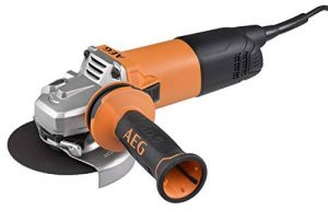 AEG 4002395151257 Meuleuse avec Coffret, 1200 W, Multicolore de la marque AEG image 0 produit