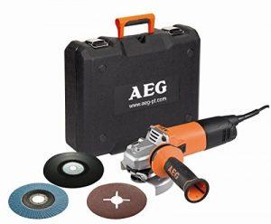 AEG Meuleuse d'angle WS 13–125SXE–Kit, 4935451310 de la marque AEG image 0 produit