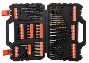 Black + Decker A7200-XJ Set de forets et douilles 109 pièces de la marque Black & Decker image 0 produit