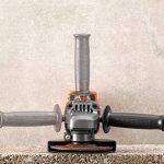 BLACK+DECKER BCG720M1-QW Meuleuse Sans Fil Orange/Noir de la marque Black-Decker image 4 produit