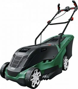 Bosch 06008A9002universalrotak470(à herbe 40L, 1400W, 36cm Tondeuse à Gazon électrique Largeur de coupe, 20–70Hauteur de coupe), 1800W, lot de 2 de la marque Bosch image 0 produit
