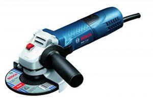 Bosch 601388106 Professional Meuleuse Angulaire GWS 7-115 (720 W, Ø de Disque : 115mm, dans Carton) de la marque Bosch image 0 produit