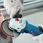 Bosch 601388106 Professional Meuleuse Angulaire GWS 7-115 (720 W, Ø de Disque : 115mm, dans Carton) de la marque Bosch image 1 produit