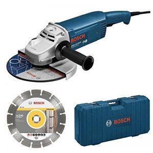 Bosch GWS 22–230JH Ace Professional Meuleuse d'angle 230mm 2200W avec disque diamant et valise (0615990dd6) de la marque Bosch-Professional image 0 produit