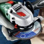 Bosch Meuleuse angulaire compacte PWS 750-115, Ø 115 mm, capot de protectio, poignée anti-vibrations, livrée sans disque 06033A2400 de la marque Bosch image 4 produit