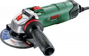 Bosch Meuleuse angulaire compacte PWS 850-125, Ø 125 mm, avec capot de protection et poignée anti-vibrations, livrée sans disque 06033A2700 de la marque Bosch image 0 produit