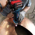Bosch Outillage - Meuleuse Droite Sans Fil Ggs 18 V-li Professional Solo- 06019b5303 de la marque Bosch Professional image 3 produit