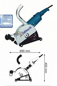 Bosch Professional 0601368765 Rainureuse à béton GNF 65 A 2400 W 5000 tours/min de la marque Bosch Professional image 0 produit