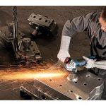 Bosch Professional 060179H003 Meuleuse angulaire GWS 17-125 CIE 1700 W 2800-11500 tours/min de la marque Bosch Professional image 2 produit
