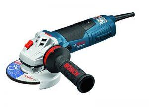 Bosch Professional 060179P002 GWS 19-125 CIE Professional, Bleu de la marque Bosch-Professional image 0 produit