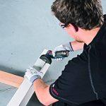 Bosch Professional 06019F2002 Meuleuse Angulaire sans-fil GWS 12V-76 2x2,5 Ah L-BOXX, 10.8 V, Bleu de la marque Bosch Professional image 4 produit