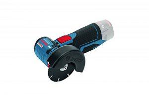 Bosch Professional GWS 10,8-76 V-EC Meuleuse d'angle de la marque Bosch Professional image 0 produit