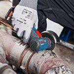 Bosch Professional GWS 10,8-76 V-EC Meuleuse d'angle de la marque Bosch-Professional image 1 produit