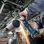 Bosch Professional GWS 18-125 V-LI de la marque Bosch Professional image 2 produit