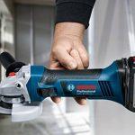 Bosch Professional GWS 18-125 V-LI de la marque Bosch Professional image 3 produit