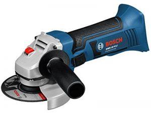 Bosch Professional GWS 18 V-LI Meuleuse d'angle (Outil nu, sans batterie ni chargeur) de la marque Bosch Professional image 0 produit