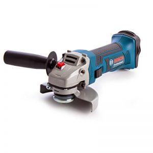 Bosch Professional Meuleuse angulaire GWS 18-125 V-LI Solo L-BOXX 060193A308 de la marque Bosch-Professional image 0 produit