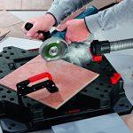 Bosch Professional Meuleuse Angulaire GWS 7-125 (Poignée Supplémentaire, Flasque de Serrage, Ecrou de Serrage, Capot de Protection, Clé à Ergots, Carton, 720 W, Ø de Meule 125 Mm) de la marque Bosch-Professional image 1 produit