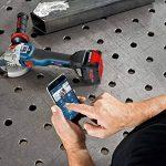 Bosch Professional Meuleuse d'angle GWS 18V-125 SC Professional, bleu de la marque Bosch Professional image 3 produit
