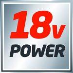 """Einhell Chargeur rapide Power X-Change (Alimentation : 200 à€"""" 260 V ~ 50-60 Hz, Tension de sortie : 10 , 21 V, Temps de charge selon batterie, Témoin de niveau de charge, Equipé pour être fixé au mur) de la marque Einhell image 2 produit"""