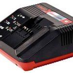 Einhell Meuleuse d'angle sans fil sur batterie TE-AG 18 Li Kit Power-X-Change (18 V,Profondeur de coupe : 28 mm, Temps de charge : 1h) VERSION KIT, LIVRE 1 BATTERIE ET 1 CHARGEUR de la marque Einhell image 4 produit