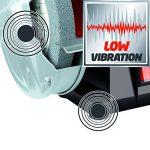 Einhell Tourêt de ponçage TH-US 240 (240 W, Dimensions de la bande de ponçage : 50 x 686 mm, 4 patins en caoutchou anti-vibrations) de la marque Einhell image 3 produit