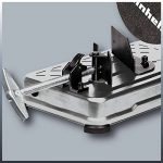 Einhell Tronçonneuse à métaux TC-MC 355 (2300 W, Disque à tronçonner Ø 355 x Ø 25.4 x 3 mm,Démarrage progressif, Mécanisme de serrage avec verrouillage rapide) de la marque EINHELL image 3 produit