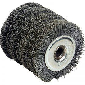 Fartools 110872 Brosse nylon pour rénovateur REX120 Diamètre 120 mm Noir de la marque Fartools image 0 produit