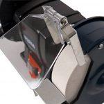 FERM Touret à meuler 250W 150mm - Incl. 2 pierres à aiguiser de la marque Ferm image 1 produit