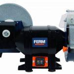 FERM Touret à meuler(sec & eau) 250W, Incl. 2 pierres à aiguiser de la marque Ferm image 1 produit