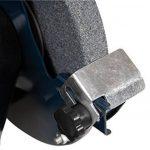 FERM Touret à meuler(sec & eau) 250W, Incl. 2 pierres à aiguiser de la marque Ferm image 4 produit