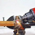 GOXAWEE Outil rotatif multi-usage 240W Meuleuse droite electrique - 6 étapes vitesse variable /8000-32000 RPM (0.5-6mm Collet) de la marque GOXAWEE image 4 produit