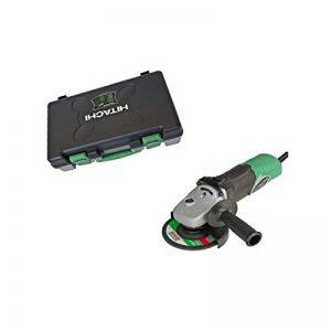 Hitachi-93121416b Mini meuleuse 125 mm g13sb3 (s) 1300w disque malt de la marque Hitachi image 0 produit