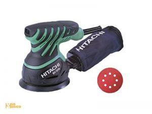 Hitachi SV 13YA Ponceuse excentrique 125 mm / 230 W/ 230 W de la marque HIKOKI image 0 produit