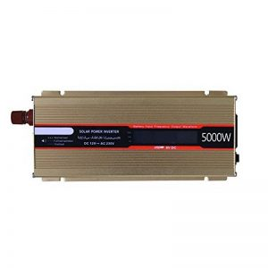 Inverseur de Puissance de Voiture, pic DC12V de la Haute Performance 5000W au transformateur de réfrigérateur AC220V avec l'affichage mené de la marque ZZH image 0 produit