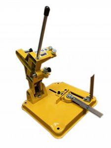 Kippen 4090à support pour meuleuse d'angle, jaune, 25x 25x 40cm de la marque kippen image 0 produit