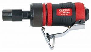 KS Tools 515.5030 Mini meuleuse axiale pneumatique slimpower Rouge/Noir de la marque KS Tools image 0 produit