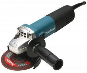 Makita 9558HNRG Meuleuse d'angle - 125 mm 840 W de la marque Makita image 0 produit