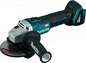 Makita DGA 504 Z Meuleuse d'angle DGA504Z, Bleu/Noir, 1 de la marque Makita image 0 produit