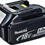 Makita DGA506RTJ Meuleuse d'angle 125 mm avec 2 batteries en coffret Makpac 18 V 5 Ah de la marque Makita image 3 produit
