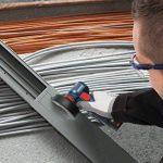 Meuleuse d'angle avec Batterie GWS 12V-76 (Batterie 2x 3,0Ah, 12V, Ø de Perçage:10mm, dans Coffret L-Boxx) de la marque Bosch Professional image 4 produit