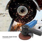 Meuleuse d'angle pneumatique Industrielle de meulage d'angle de meulage d'angle pneumatique de la marque akaddy image 1 produit