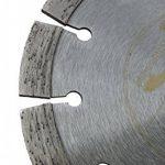 PRODIAMANT Disque à tronçonner diamant Béton/universel - 2x 150 x 22,23 mm - PDX83.014 150mm de la marque PRODIAMANT image 1 produit