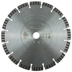 PRODIAMANT Qualité Première Disque à tronçonner diamant Béton Laser 230 x 22,2 mm, PDX821.711 230mm de la marque PRODIAMANT image 0 produit