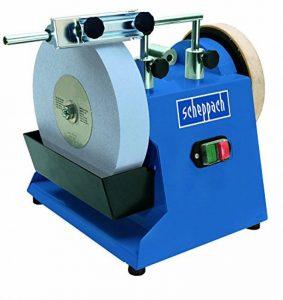 Scheppach Affûteuse à eau TIGER 2500, 1pièce, bleu; argent; Noir; 5903202901 de la marque Scheppach image 0 produit