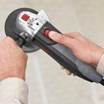 Skil 9006AA Meuleuse d'Angle 115 mm (600W, incl. Clé à ergots, Poignée, Capot de Protection) de la marque SKIL image 1 produit